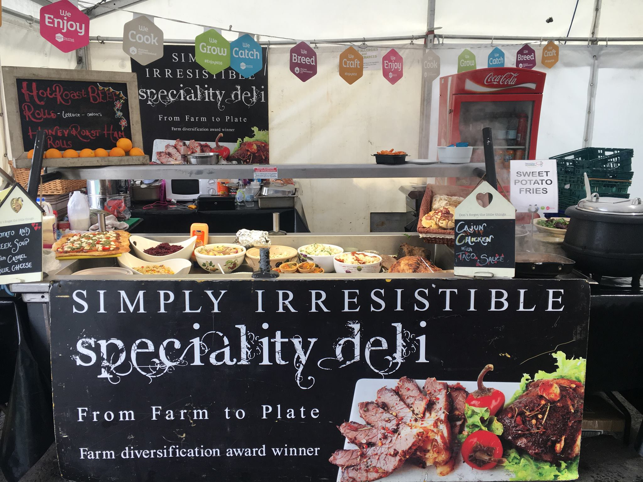 Professional Caterer | Banbridge | Ireland